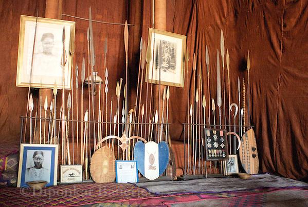Kasubi Tombs Inside
