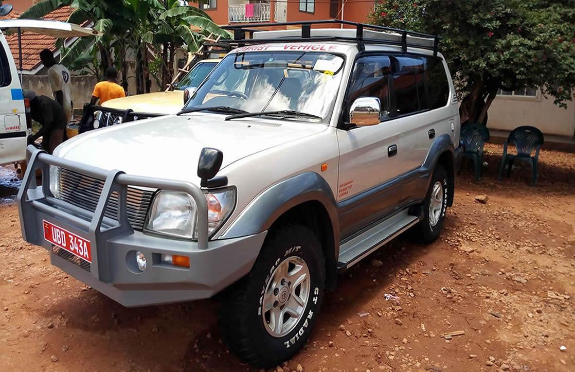 4x4 Car Hire, Self Drive, Camping Safari in Uganda, Rwanda