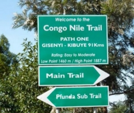 The Congo Nile Divide Trail