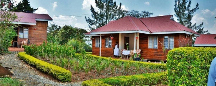 Vacation to Bwigamiro Farm and Country Home Fort Portal