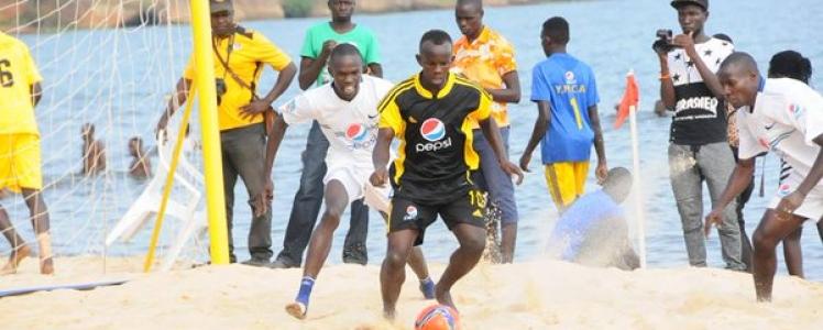 Top Beaches In Uganda